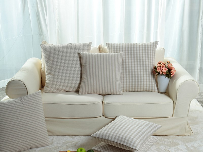 Large Sofa Pillows Back Cushions