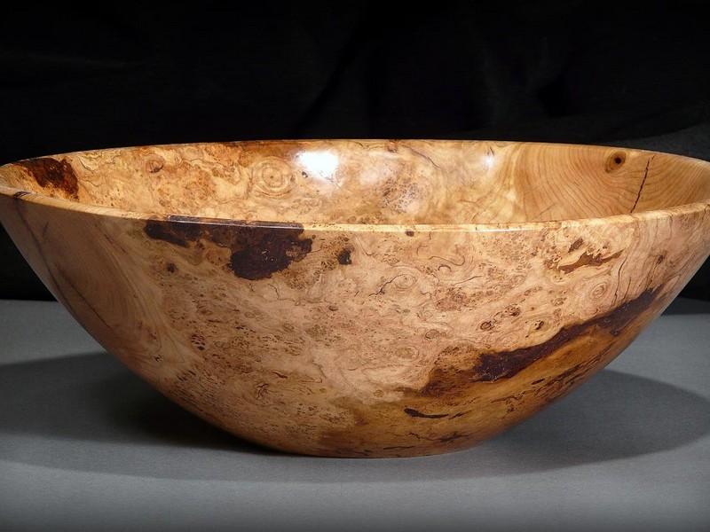 Large Wooden Bowls