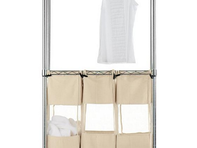 Laundry Organizer Cart
