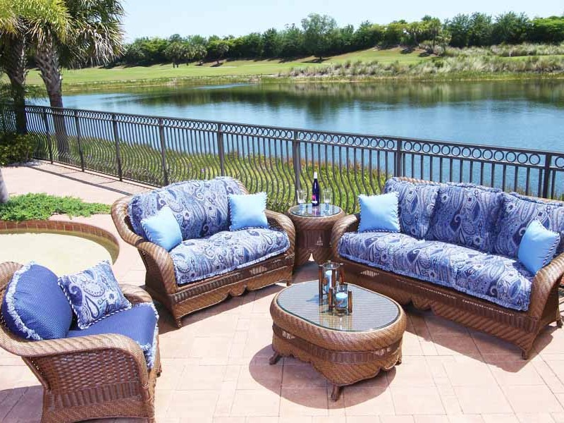 Lawn Furniture Cushions