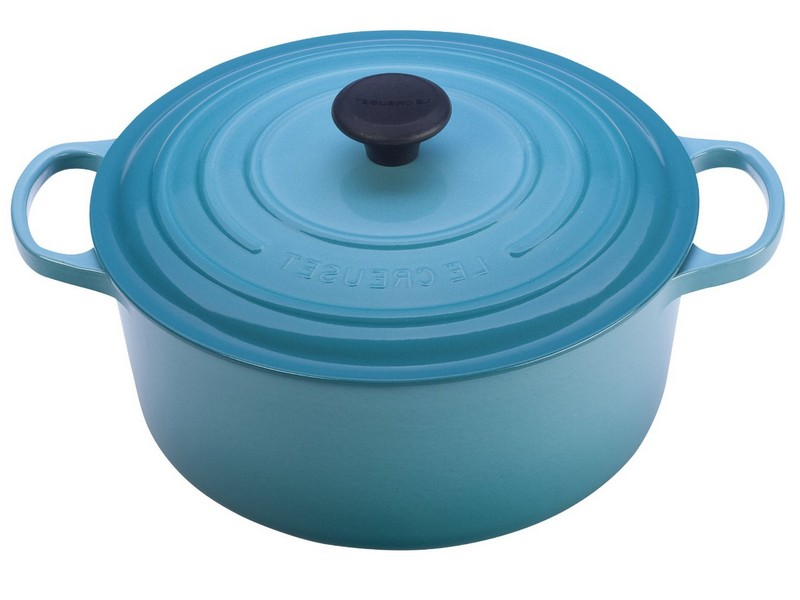 Le Creuset Blue Colors