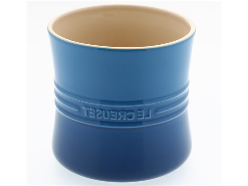 Le Creuset Blue Utensil Holder