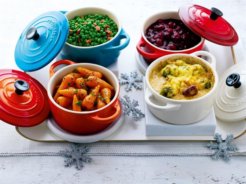 Le Creuset Colors