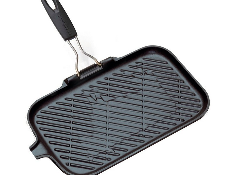 Le Creuset Griddle Care