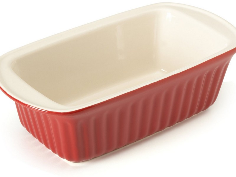 Le Creuset Loaf Pan With Lid