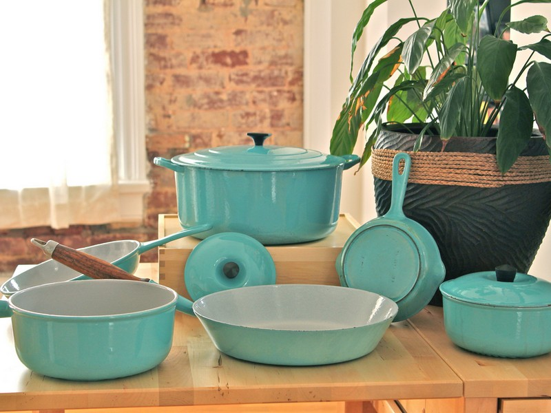 Le Creuset Retired Colors