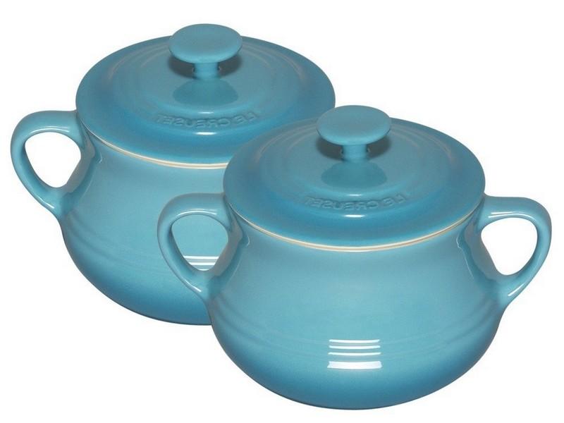 Le Creuset Soup Bowls With Lids