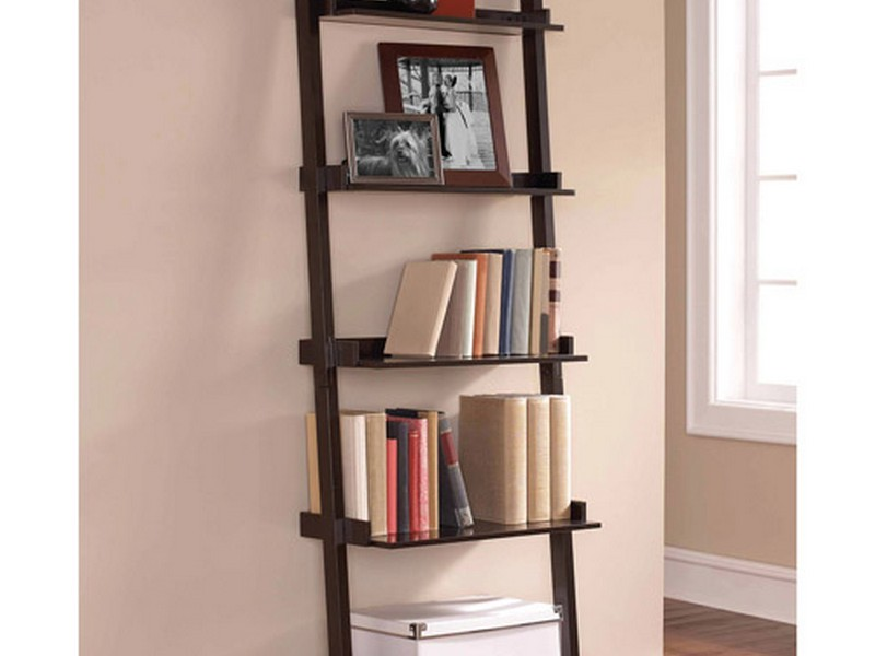 Leaning Shelf Bookcase
