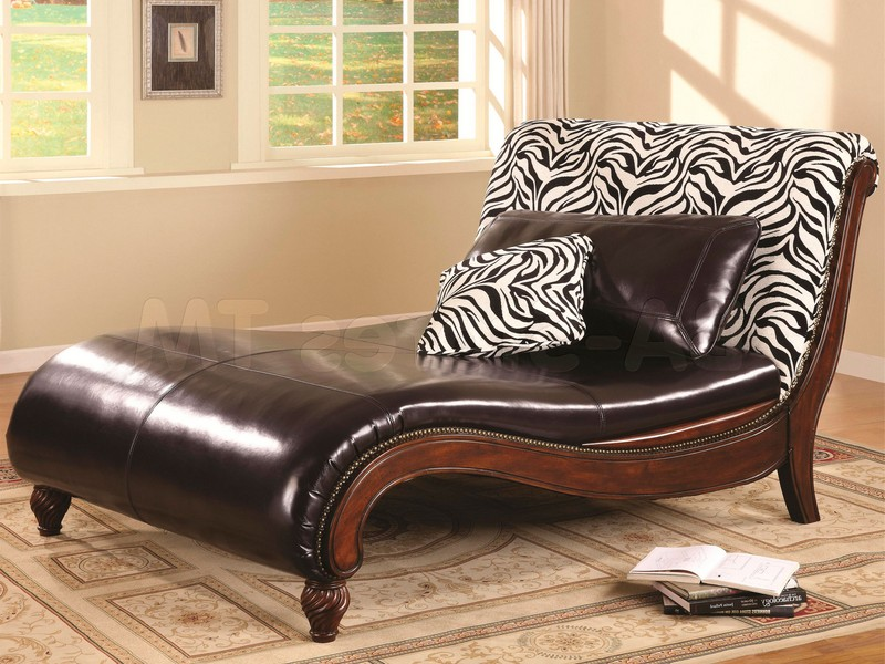 Leather Chaise Lounge Chairs Indoors