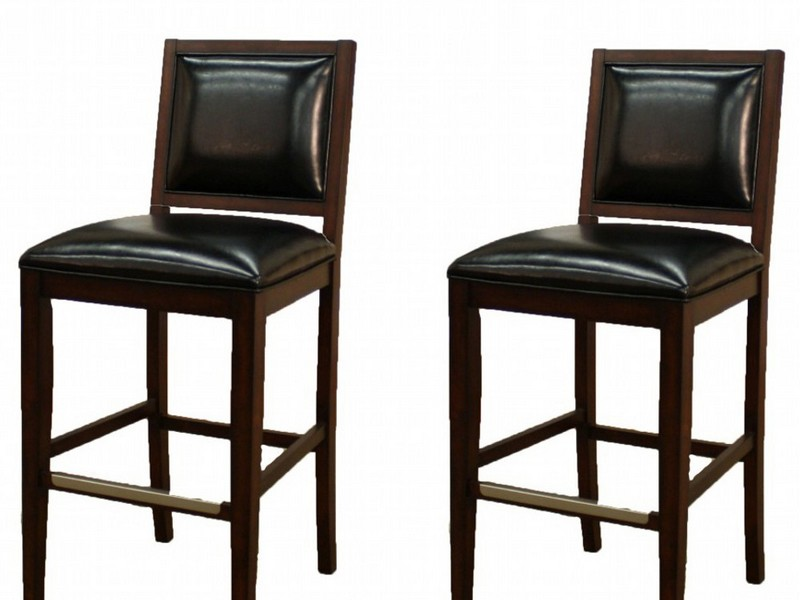 Leather Counter Height Stools