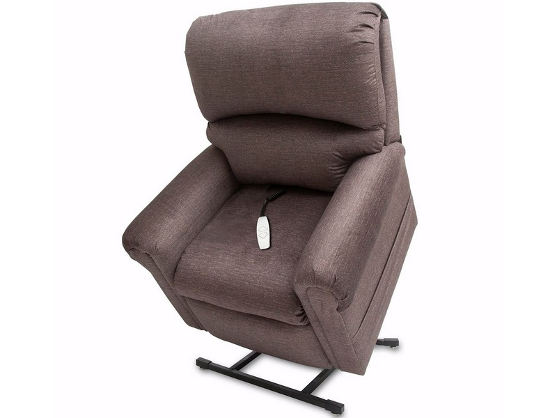 Leather Lift Chair With Heat And Massage