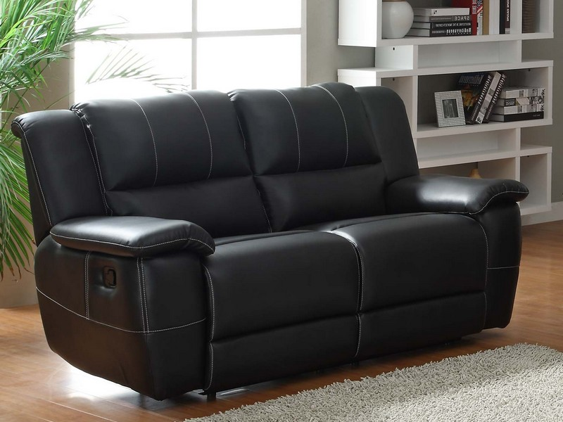 Leather Loveseat Recliners