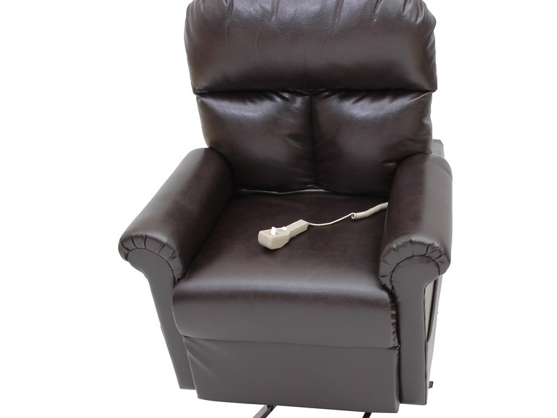 Leather Massage Chair Recliner