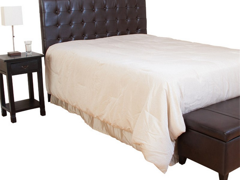 Leather Queen Headboard