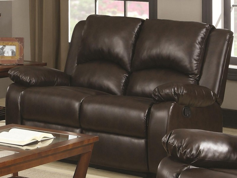 Leather Reclining Loveseat Costco