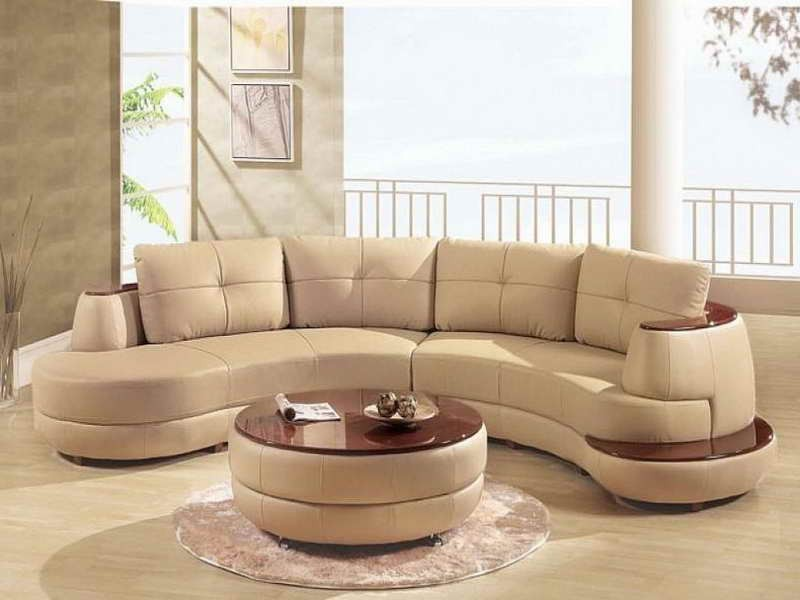 Leather Sectional Couches For Small Spaces