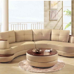 Leather Sectional For Small Spaces