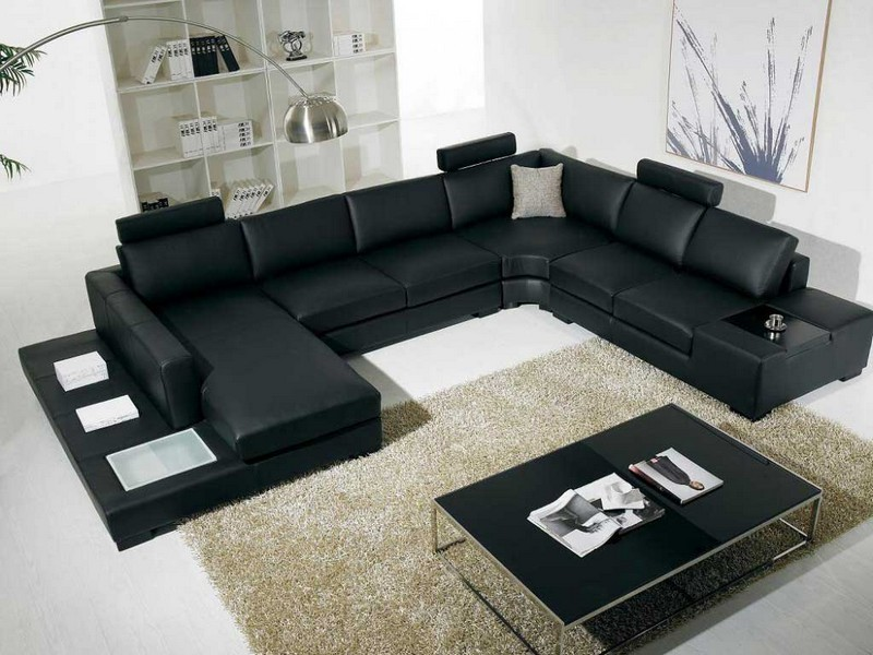 Leather Sectional Sleeper Sofas