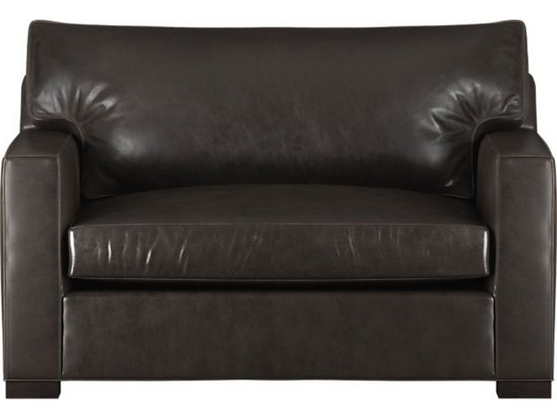 Leather Sleeper Chair