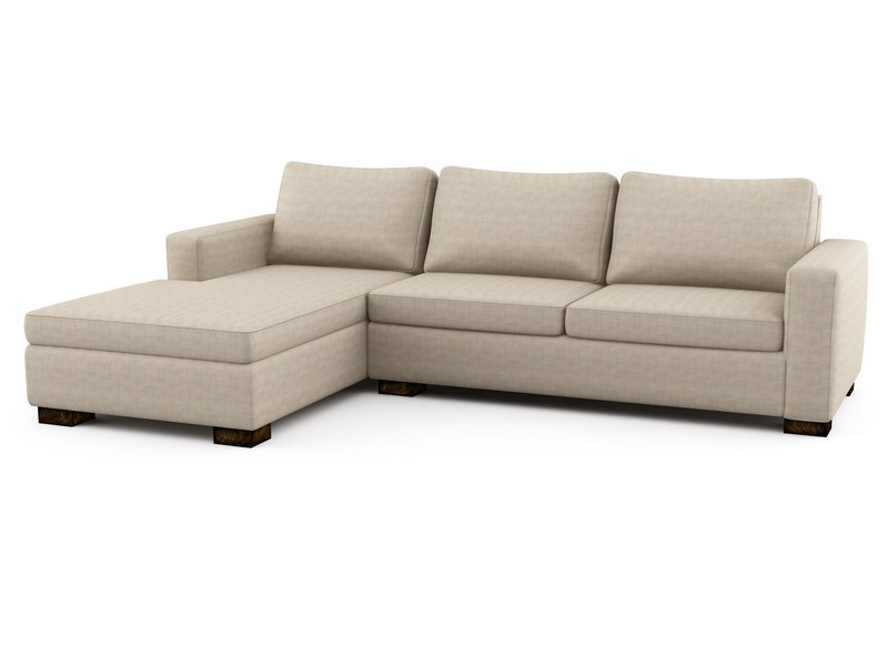Leather Sleeper Sofa Sectional