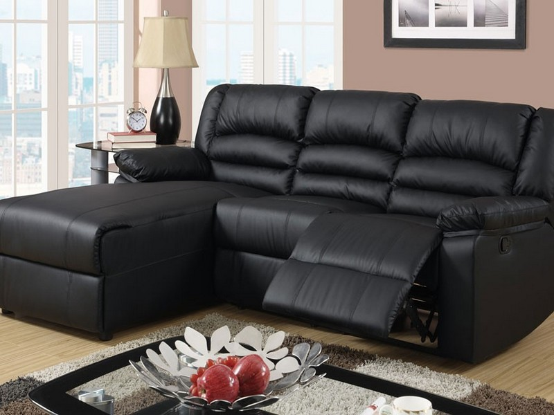 Leather Sofa Sectional Recliner