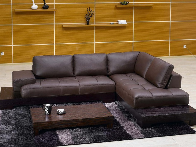 Leather Sofa Sectional With Chaise