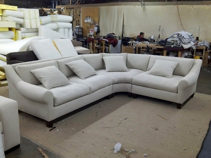 Lee Industries English Roll Arm Sofa
