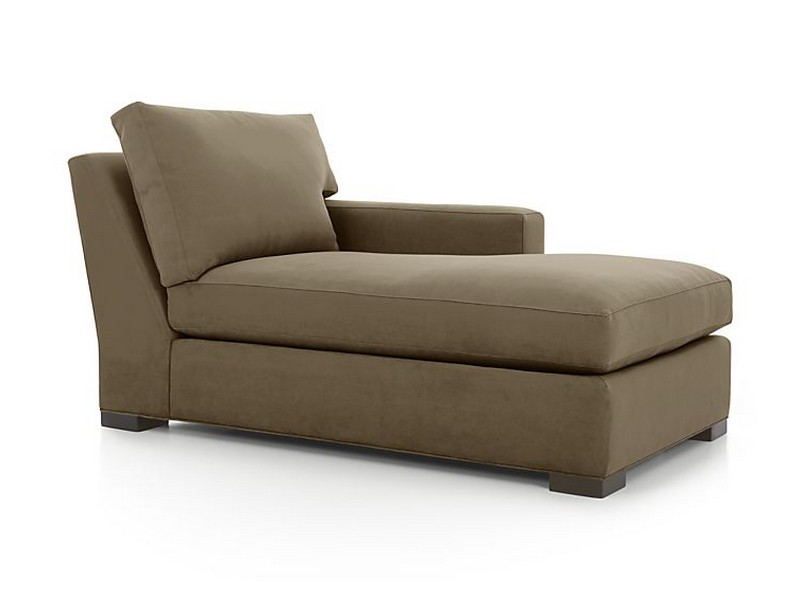 Left Arm Chaise Cover