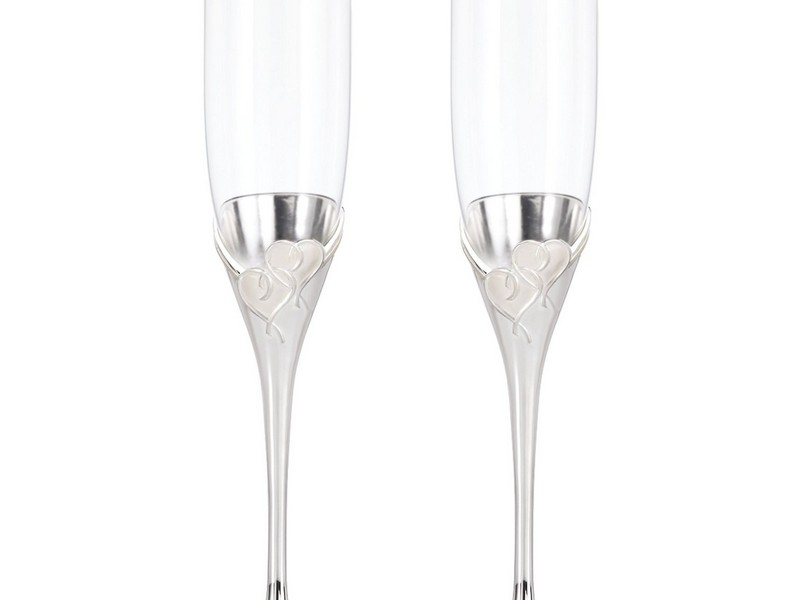 Lenox Champagne Flutes Wedding