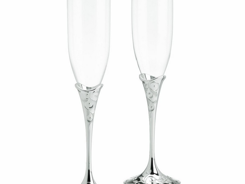 Lenox Champagne Flutes