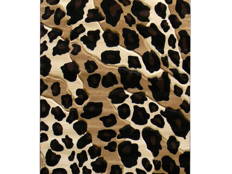 Leopard Area Rug
