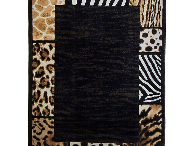 Leopard Print Area Rug Canada