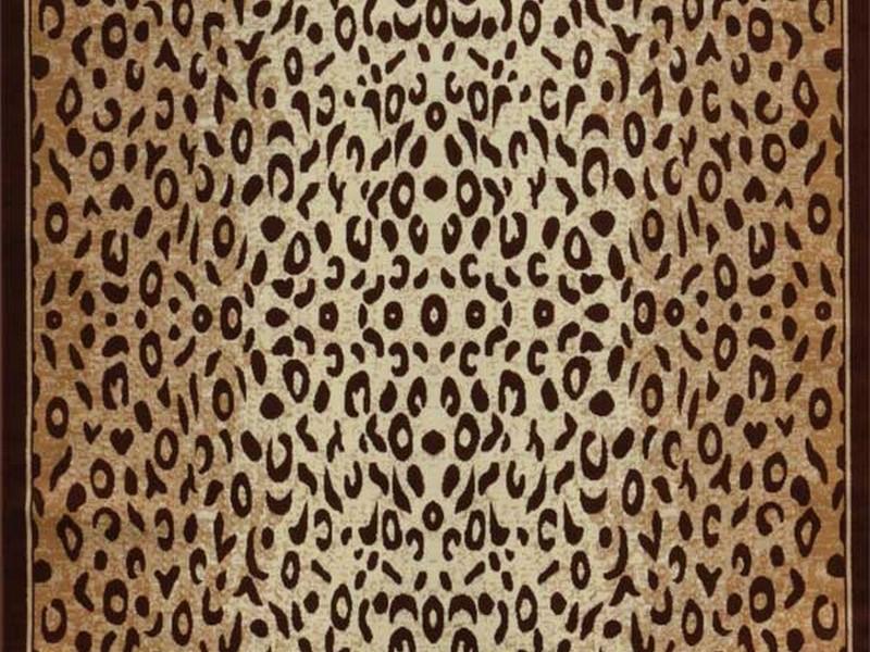 Leopard Print Area Rugs Cheap