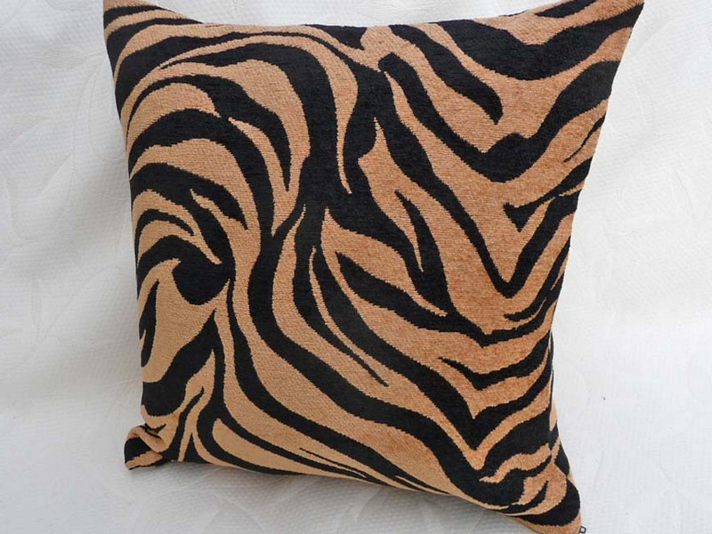 Leopard Print Couch Pillows