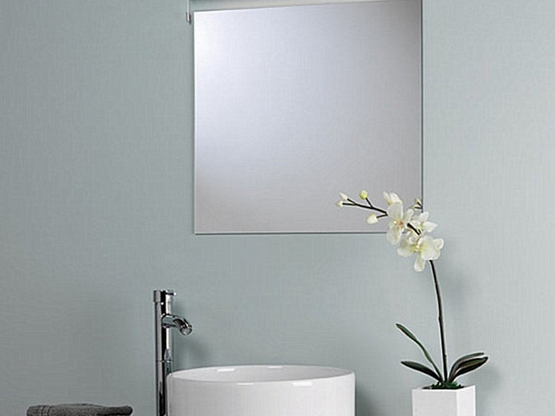 Lighted Mirrors For Bathrooms Modern