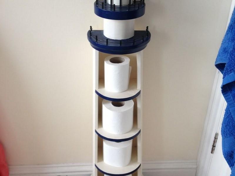 Lighthouse Bathroom Decor Ideas