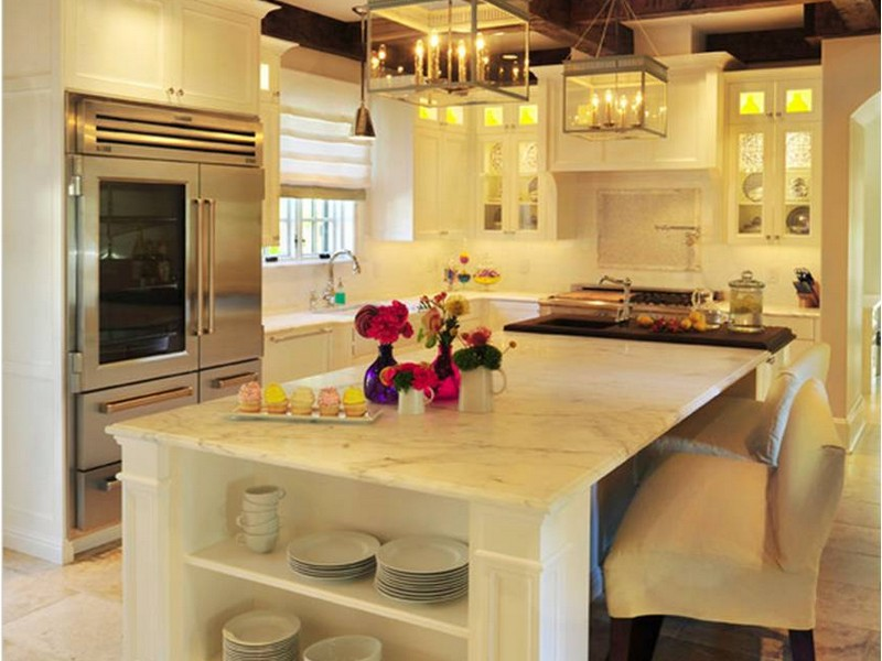 Lighting For Low Ceilings With Beams