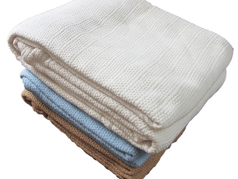 Lightweight Cotton Blanket