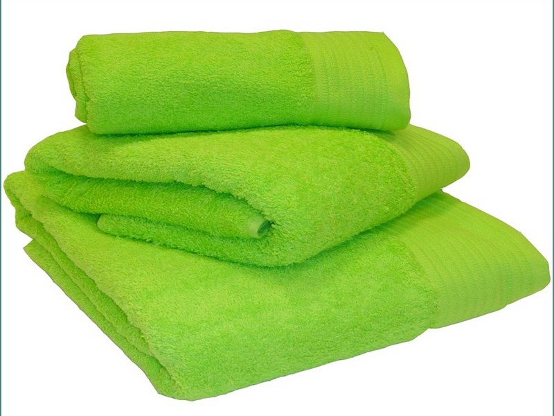 Lime Green Bath Towels Free Shipping