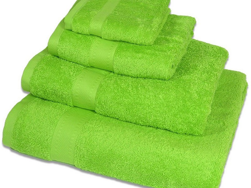 Lime Green Towels Home Design Ideas