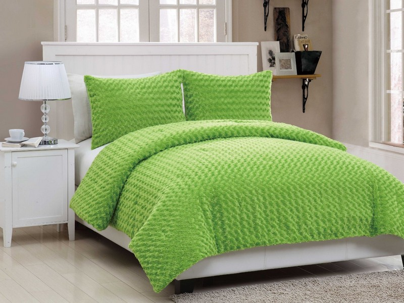 Lime Green Bed Sheets