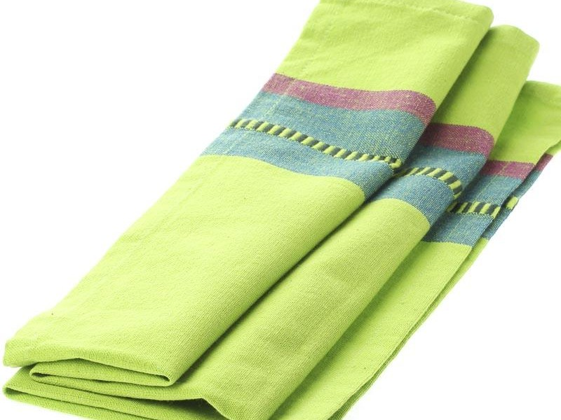 Lime Green Dish Towels