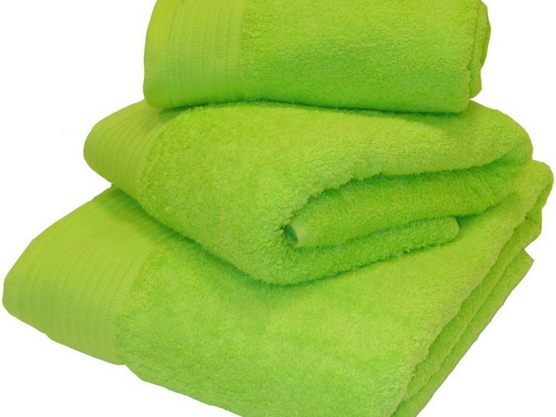Lime Green Towels Uk