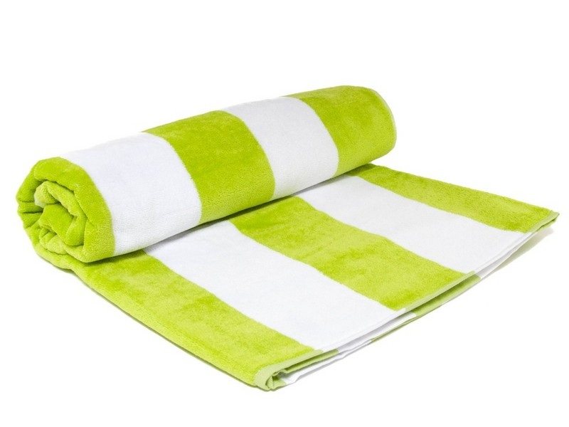 Lime Green Towels
