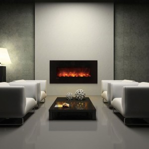 Linear Electric Fireplace Canada