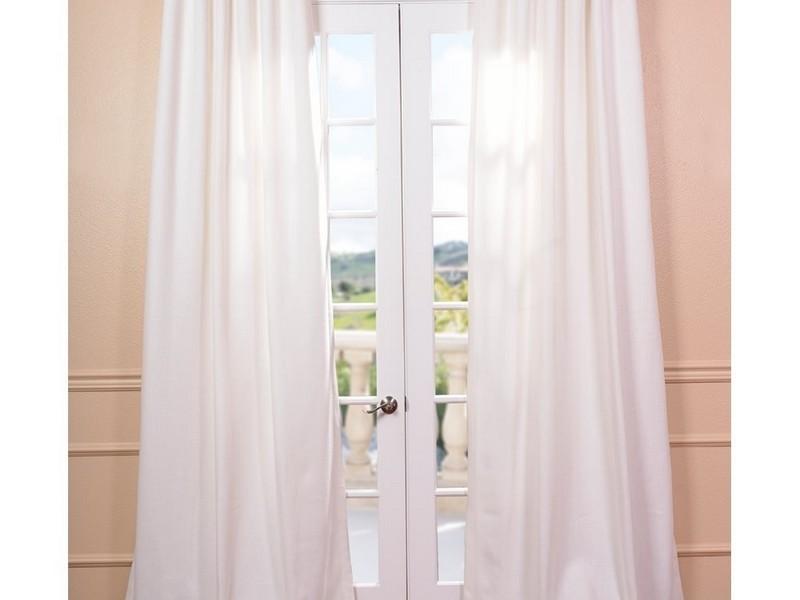 Linen Curtain Panels