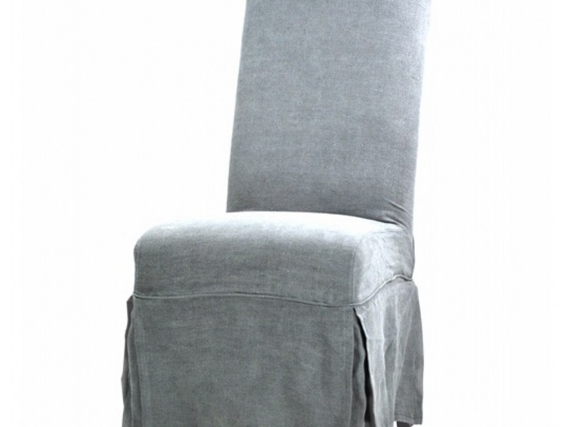 Linen Slipcovers For Dining Chairs