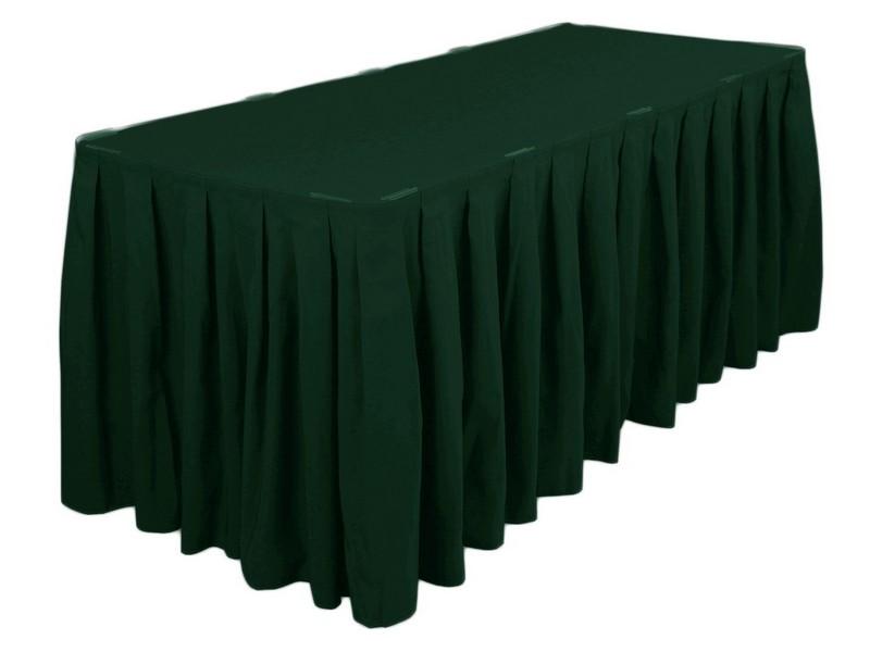 Linen Table Skirts