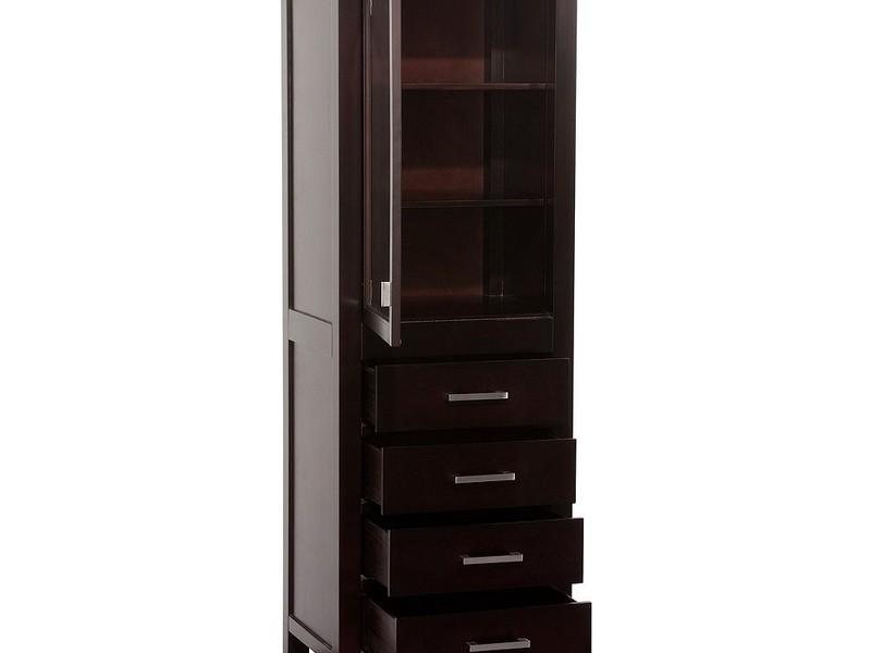 Linen Tower Cabinet