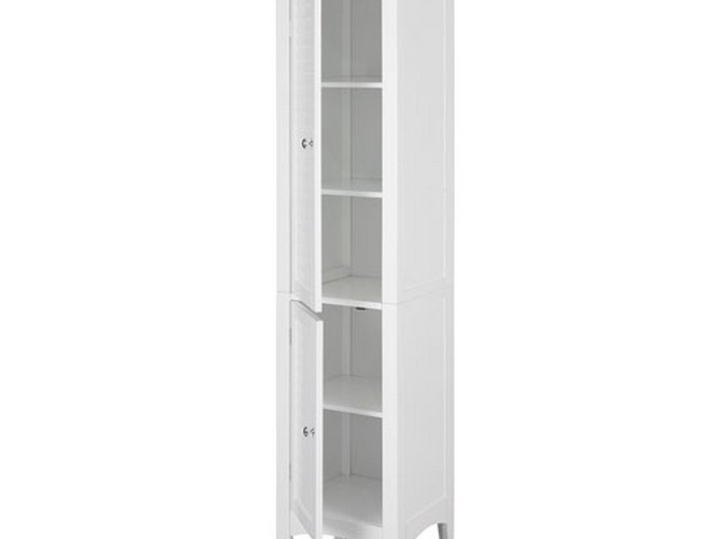 Linen Tower White